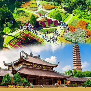 Tour 4N3Đ Khởi Hành Hà Nội Đi Ninh Bình - Hạ Long Bay - Sapa - Fansipan - Cho 01 Người