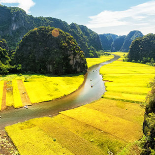 Tour 5N4Đ Khởi Hành Thăm Quan Hà Nội - Ninh Bình - Hạ Long Bay - Sapa - Fansipan - Cho 01 Người