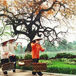 Tour 4N3Đ Khởi Hành Thăm Quan Hà Nội - Ninh Bình - Hạ Long Bay - Hạ Long Park - Cho 01 Người