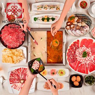 Buffet Tối Lẩu Hồng Kông Trứ Danh Hơn 60 Món Nhúng Hải Sản, Bò Mỹ Hảo Hạng – Miễn Phí Nước Uống, Tráng Miệng Tại Nhà Hàng Lẩu Hồng Kông