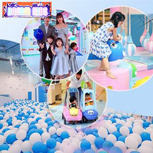 Dream Kids Gigamall - Khu Vui Chơi Giáo Dục Tiên Tiến Theo Tiêu Chuẩn Nhật Bản Duy Nhất Tại Việt Nam