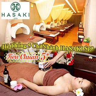 Hasaki Spa Chuẩn 5* - 1 Ngày Giảm Béo Bụng Chuyên Sâu S-Line Phong Cách Hawaii - Cam Kết Hoàn Tiền Nếu Không Hiệu Quả