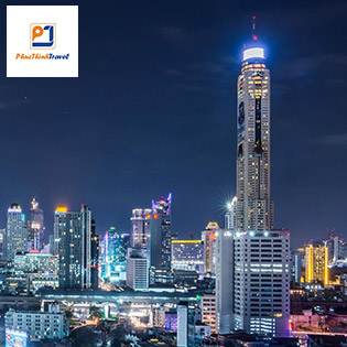 Tour Bangkok – Pattaya 4N3Đ – Thứ 7 Hàng Tuần – Chợ Nổi Bốn Miền, Đảo Kohlan, Buffet 86 Tầng, Alcazar Show, Lẩu SukiYaki Tự Chọn