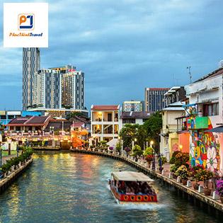 Tour Singapore -Malaysia 4N3Đ – Thứ 7 Hàng Tuần – Merlion Park, Đảo Sentosa, Malacca, Kuala Lumpur, Cao Nguyên Genting
