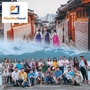 Tour Seoul – Nami – Everland 4N4Đ – Thứ 6 Hàng Tuần – Trải Nghiệm Tắm Sauna Hàn, Hanbok Chụp Ảnh, Everland, Tặng Hái Trái Cây Theo Mùa Tại Nông Trại