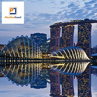 Tour Singapore - Malaysia 5N4Đ – Thứ 3 Hàng Tuần – Merlion Park, Đảo Sentosa, Gardens By The Bay, Johor Bahru, Kuala Lumpur, Cao Nguyên Genting