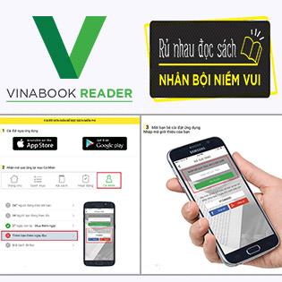 1 Năm Đọc Không Giới Hạn Sách Ebook Có Bản Quyền - Vinabook Reader