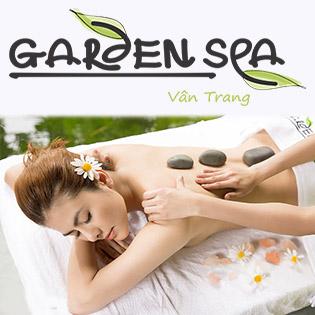 Massage Body Đá Nóng 90 Phút Kết Hợp Với Chăm Sóc Mặt Nạ Chuyên Sâu - Garden Spa Cao Cấp Tiêu Chuẩn 5*