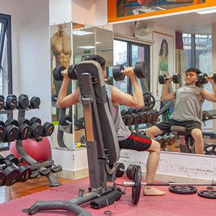 03 Tháng Tập Gym + Fitness Tại Trung Tâm Thiên Tân Fitness & Yoga