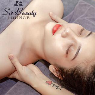 Massage Mặt Cơ Bản, Cổ Vai Gáy Hoặc Chân – Tại Sứ Beauty Lounge
