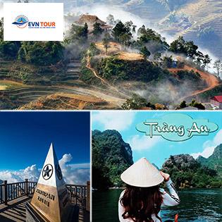 Tour Sài Gòn – Sa Pa – Hà Nội – Ninh Bình - Hạ Long – Yên Tử Đẳng Cấp 3 Sao – Vé Máy Bay Khứ Hồi, Thưởng Thức Buffet Royal City