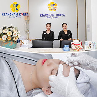 Sạch Mụn & Kiểm Soát Da Dầu Bằng Công Nghệ Nano Light Therapy Tại Viện Sắc Đẹp Keangnam Korea 5*