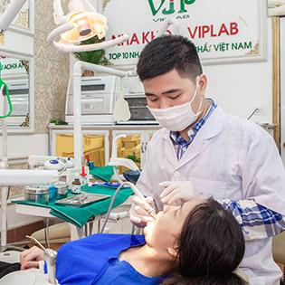 Gói Bọc Răng Toàn Sứ Venus - Bảo Hành 10 Năm Chỉ Có Tại Hệ Thống Nha Khoa VIPLAP