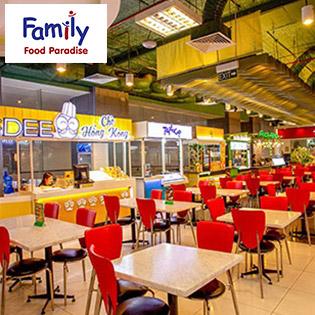 Ăn Uống Thả Ga Tại Khu Ẩm Thực Family Food - VietJet Plaza (CT Plaza)