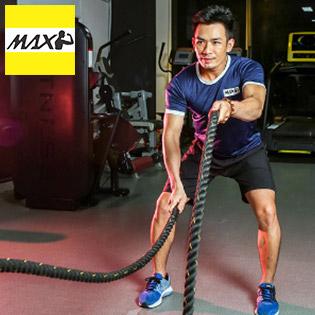1 Tháng Tập Gym, Yoga, Dance, Boxing, Aerobic Tại Max Gym & Yoga