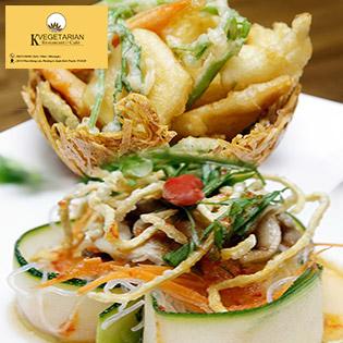 Tinh Hoa Ẩm Thực Chay Bậc Nhất Sài Thành – Toàn Menu Món Ăn & Nước Uống Tại KVegetarian - Restaurant & Café