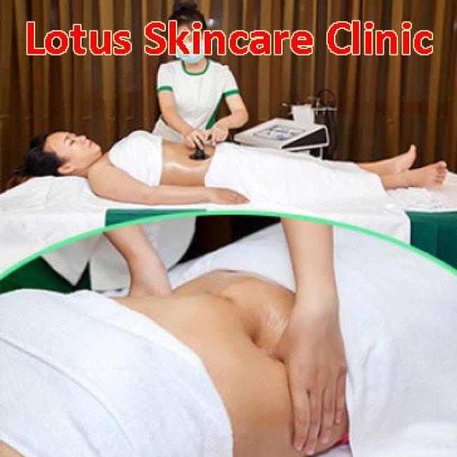 Miễn Tip 1 Ngày Giảm Béo Bụng Công Nghệ Châu Âu Lazer Cavitation Hoặc Liệu Trình 20 Bước Đặc Trị Mụn, Thâm, Nám - Lotus Skincare Clinic
