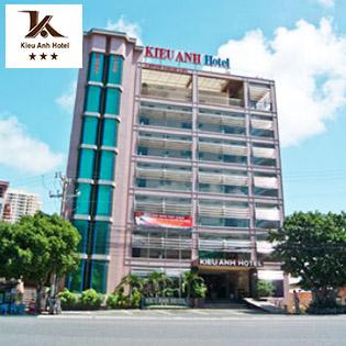 Kiều Anh Hotel 3* Vũng Tàu 2N1Đ – Dành Cho 02 Khách/Phòng