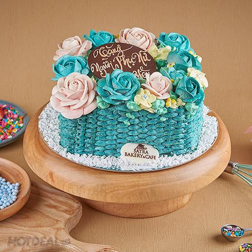 Satra Bakery & Cafe - Thiên Đường Bánh Kem 2 Tấc Với Nhiều Lựa Chọn Hấp Dẫn