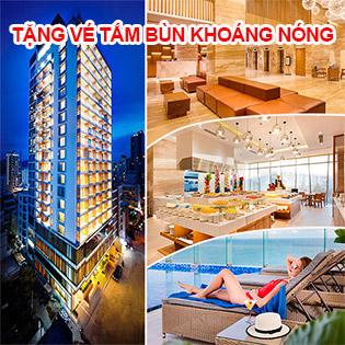 Khoảnh Khắc Thu - 3N2Đ Nagar Hotel Nha Trang 4* Miễn Phí Tắm Bùn + Ăn Tối Và Cocktail