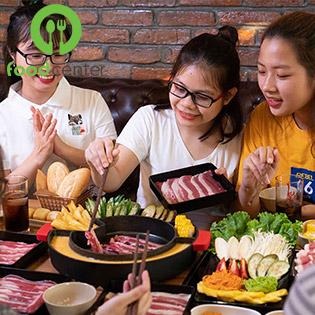 Ưu Đãi Hot: Ra Mắt Buffet Lẩu Nướng UFO Tại Hệ Thống Food House