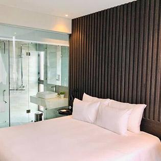 Khách Sạn Grand Ocean Luxury Boutique 4* Đà Nẵng - Phòng Superior Twn/Dbl (Windown ) + Ăn Sáng Buffet, Hồ Bơi Miễn Phí - 2N1Đ Cho 02 Khách