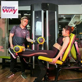 01 Tháng Tập Gym, Kickboxing, Yoga & Dance Không Giới Hạn Giờ Tập Tại Fitness Way