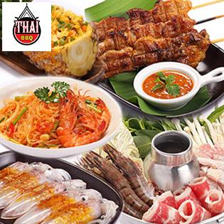 Buffet Nướng Lẩu Thái Lan Hấp Dẫn Tại Hệ Thống Nhà Hàng Thái BBQ - 04 Cơ Sở