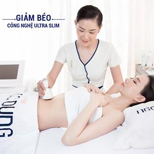 Hệ Thống Ngọc Dung - Top TMV Uy Tín Hàng Đầu Việt Nam - Giảm Béo CN Mỹ Siêu Âm Ultratherapy