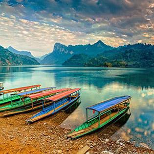 Tour Hồ Ba Bể - Thác Bản Giốc - Động Ngườm Ngao - Hang Pắc Pó 3N2Đ - Khởi Hành Thứ 6 Hàng Tuần - Cho 01 Người