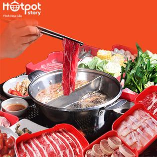 Hotpot Story 208 Nam Kỳ Khởi Nghĩa, Quận 3 - Buffet Tinh Hoa Lẩu Hải Sản Hơn 100 món