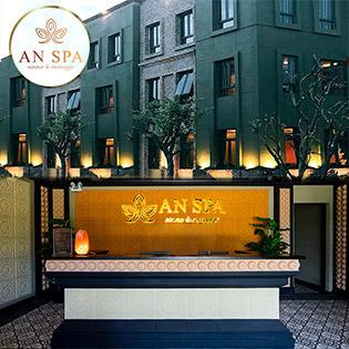 Trọn Gói VIP Massage Nến/ Tre, Tắm Lá Dao Đỏ Đẳng Cấp 5 Sao Độc Quyền Tại An Spa Sauna & Massage Đà Nẵng
