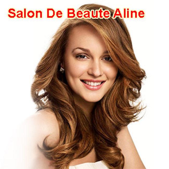 Salon De Beaute Aline - Trọn Gói Làm Tóc Cao Cấp - Tặng Hấp Dầu + Giảm 50% Make Up