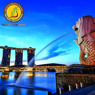 Tour VIP Sing Malaysia 5N4Đ - Khám Phá Singapore By Night - Bảo Tàng Hàng Hải – Malacca - Cao Nguyên Genting – Lưu Trú KS 3* - Trọn Gói Hành Lý 27kg