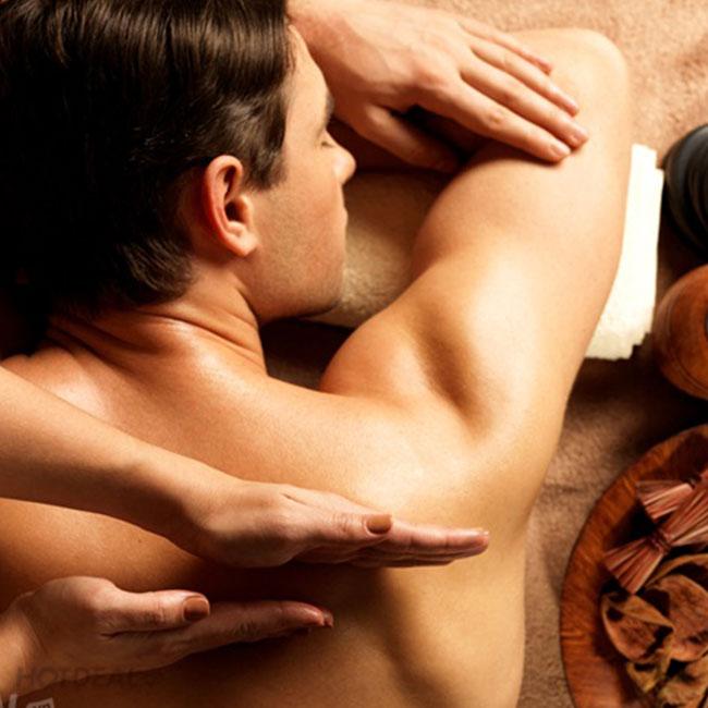 105 Phút Massage Body, Tẩy Tế Bào Chết Cho Nam Tại F'Miss Spa