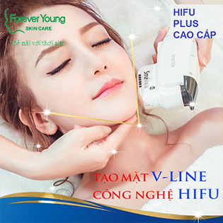 Nâng Cơ Hifu Ultra Therapy 2019 Xóa Nhăn Tại Forever Young Spa
