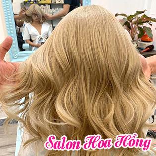 Salon Hoa Hồng - Hơn 20 Năm Uy Tín, Chất Lượng - Trọn Gói Làm Tóc Cao Cấp - Tặng Hấp Dầu