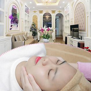 Lựa Chọn 1 Trong 2: Điều Trị Mụn Cam Kết 100% Hiệu Quả/ Chăm Sóc Da Chuyên Sâu, Cấp Ẩm & Phục Hồi Làn Da - Kim Thiên Hoa Academy & Luxury Spa