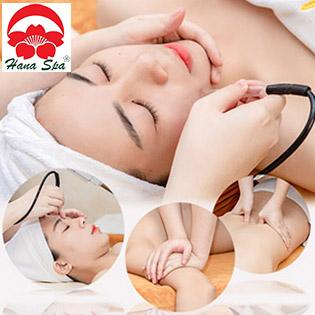 90 Phút Massage Body Thư Giãn Kết Hợp Chăm Sóc Da Mặt Tại Hệ Thống Hana Spa