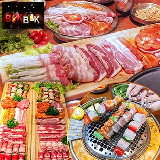 Buffet Nướng Chuẩn Vị Hàn Quốc - NH Buk Buk 301 Tô Hiệu