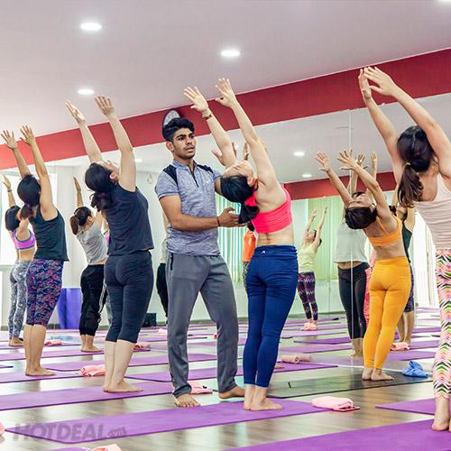 Thẻ Tập Yoga 01 Tháng Tại An Yoga - Full Lịch Tập 30 Ngày