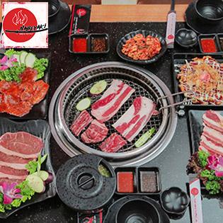 Nhà Hàng Nướng Lẩu Nhật Bản Nabeyaki - Buffet Nướng Lẩu Menu 239K