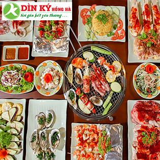 DK BBQ & Hotpot Buffet Với Hơn 50 Món Bò Mỹ, Hải Sản