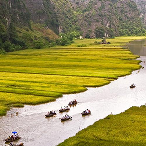 Tour VIP: Hà Nội - Hoa Lư - Tam Cốc - Miễn Phí Xe Đạp - Khởi Hành Hàng Ngày
