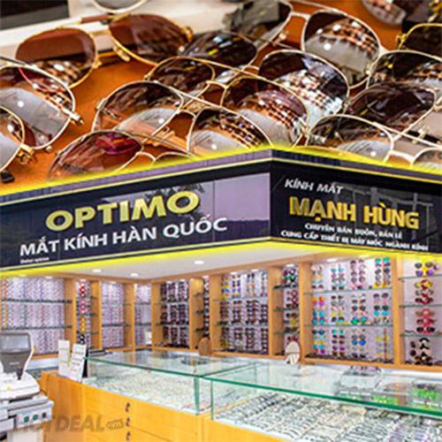 Voucher Giảm Giá Chỉ 99K Mua Sắm Thỏa Thích Kính Mắt Thời Trang Tại Kính Mắt Mạnh Hùng