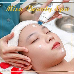 Trắng Sáng Da, Căng Mịn Da + Massage Châu Âu Và Massage Đầu Tại Misa Beauty Spa