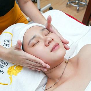 Điều Trị Mụn Chuyên Sâu/ Bắn Carbon Trẻ Hóa/ Xông Hơi, Tẩy TBC + Massage Body Thụy Điển/ Châm Cứu + Massage Cổ Vai Gáy/ Trẻ Hóa Vùng Mắt - Aqua Skincare Clinic