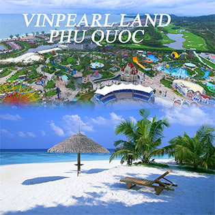 Combo Gold Beach Hotel Phú Quốc 3N2Đ Phòng Standard Dành Cho 2 Người + Buffet Sáng + 2 Vé Vinpearl Người Lớn – Không Phụ Thu Cuối Tuần