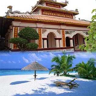 Combo Gold Beach Hotel Phú Quốc 3N2D Phòng Standard + Buffet Sáng + Tour Tham Quan Bờ Phía Bắc Đảo Dành Cho 2 Người – Không Phụ Thu Cuối Tuần