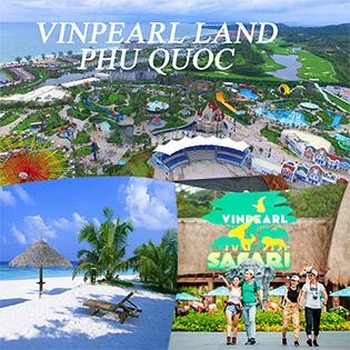 Combo Gold Beach Hotel Phú Quốc 3N2Đ Phòng Standard Dành Cho 2 Người + Buffet Sáng + Vé Vinpearl Và Safari – Không Phụ Thu Cuối Tuần